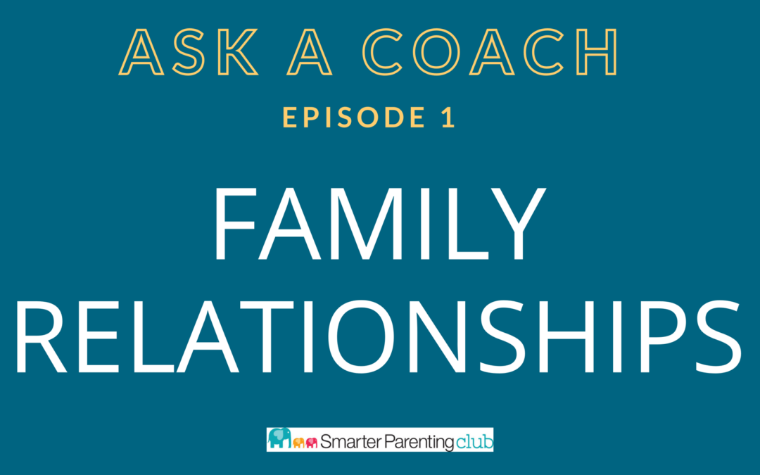 Episode 5: How can I avoid being negative and be more positive with my child?